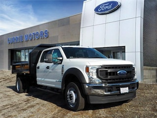 2020 Ford F-550 Chassis XL Truck
