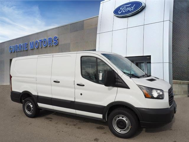 2018 Ford Transit Cargo 250 250  SWB Low Roof Cargo Van w/60/40 Passenger Side