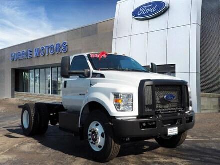 2019 Ford F-750 Diesel Base Truck