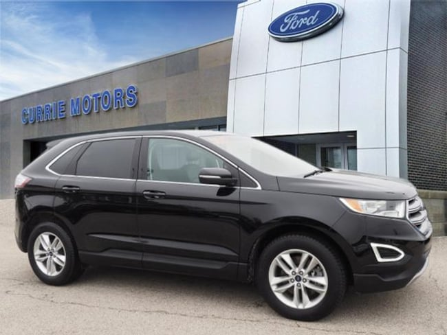 2017 Ford Edge SEL AWD SEL  Crossover