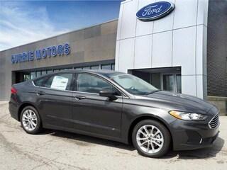 2020 Ford Fusion Hybrid SE SE  Sedan