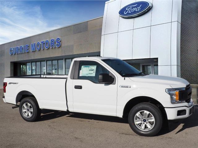 2019 Ford F-150 XL 4x2 XL  Regular Cab 8 ft. LB