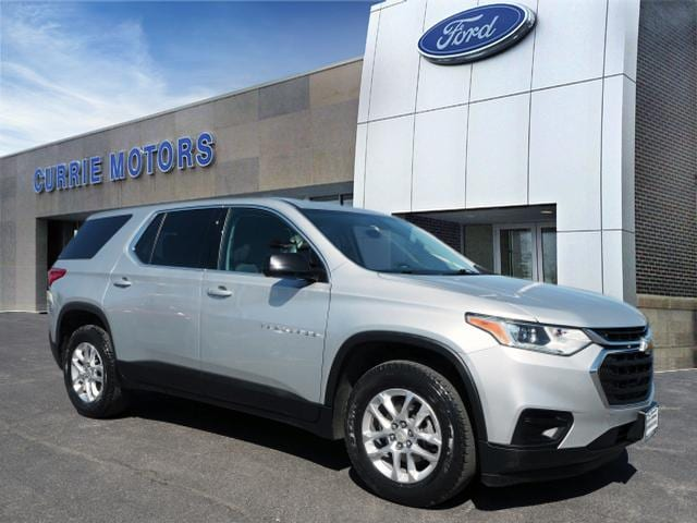 Used Chevrolet Traverse Frankfort Il