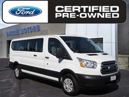 2019 Ford Transit Passenger 350 XLT 350 XLT  LWB Low Roof Passenger Van w/60/40 Passen