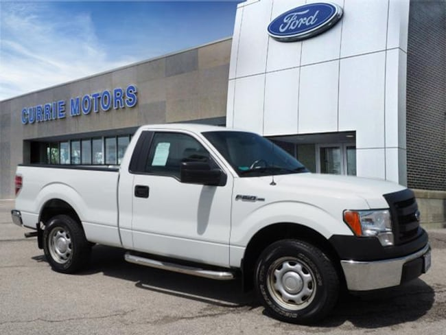 2014 Ford F-150 XL 4x2 XL  Regular Cab Styleside 6.5 ft. SB