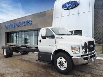 2019 Ford F-650 Diesel Base Truck