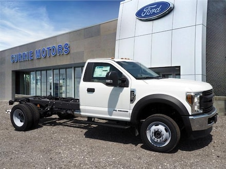2019 Ford F-450 Chassis Cab XL Not Specified