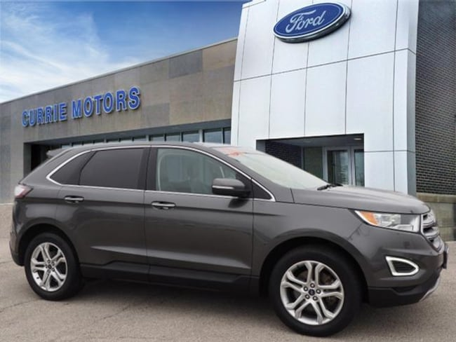 2018 Ford Edge Titanium AWD Titanium  Crossover