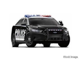 2018 Ford Taurus Police Interceptor AWD Police Interceptor  Sedan