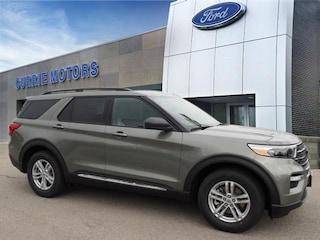 2020 Ford Explorer XLT XLT  SUV