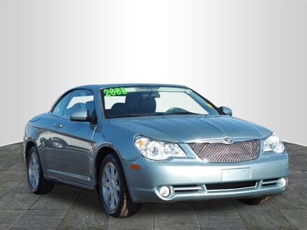 2008 Chrysler Sebring Touring Convertible