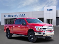 2020 Ford F-150 Lifted XLT Truck SuperCrew Cab