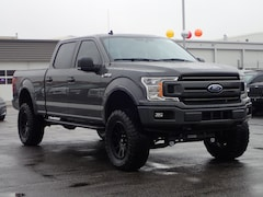 2020 Ford F-150 Lifted Truck SuperCrew Cab
