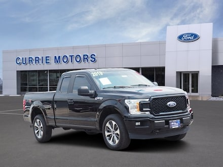 2019 Ford F-150 XL STX EXTENDED CAB SHORT BED TRUCK