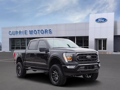 2021 Ford F-150 Lifted XLT Truck SuperCrew Cab