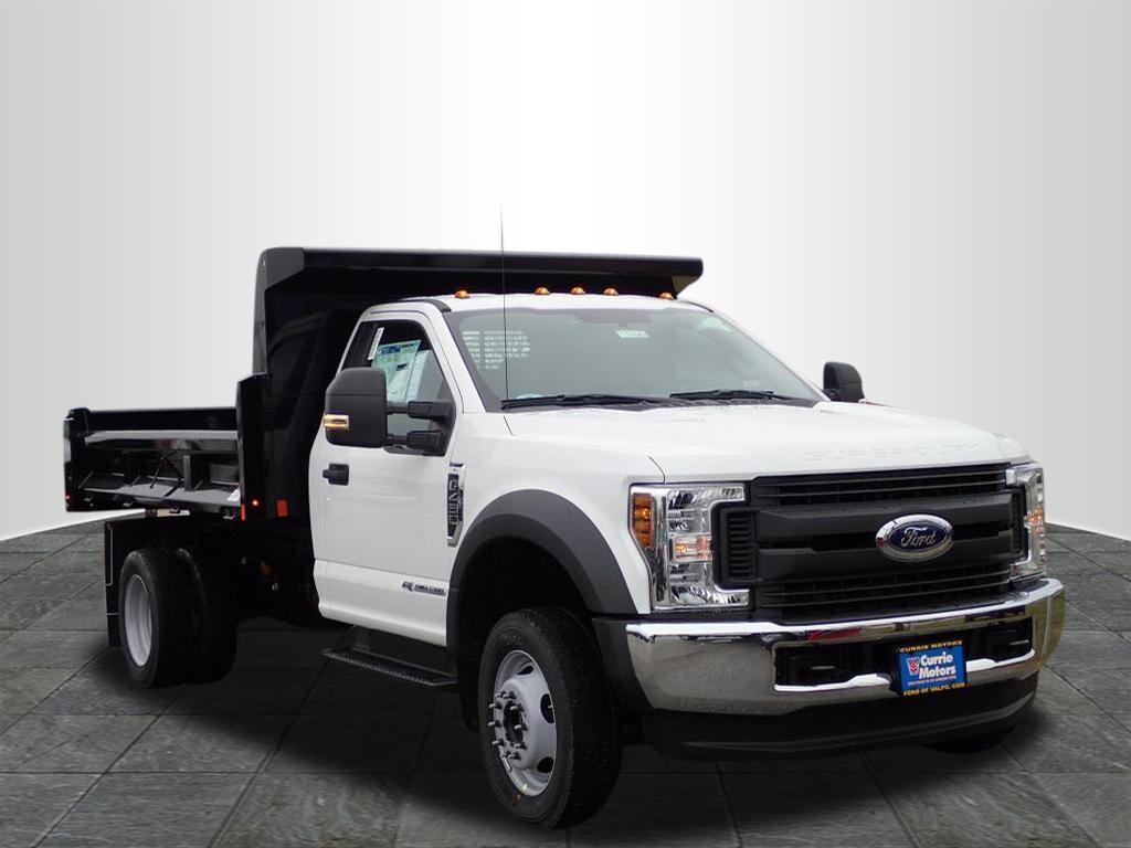 2018 Ford F-450SD F-450 XL Truck Regular Cab