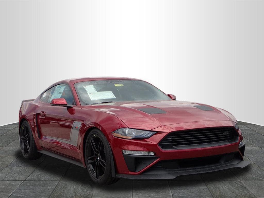 2018 Ford Mustang Roush Jackhammer Coupe