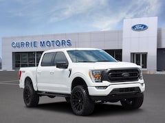 2021 Ford F-150 Lifted XLT Truck