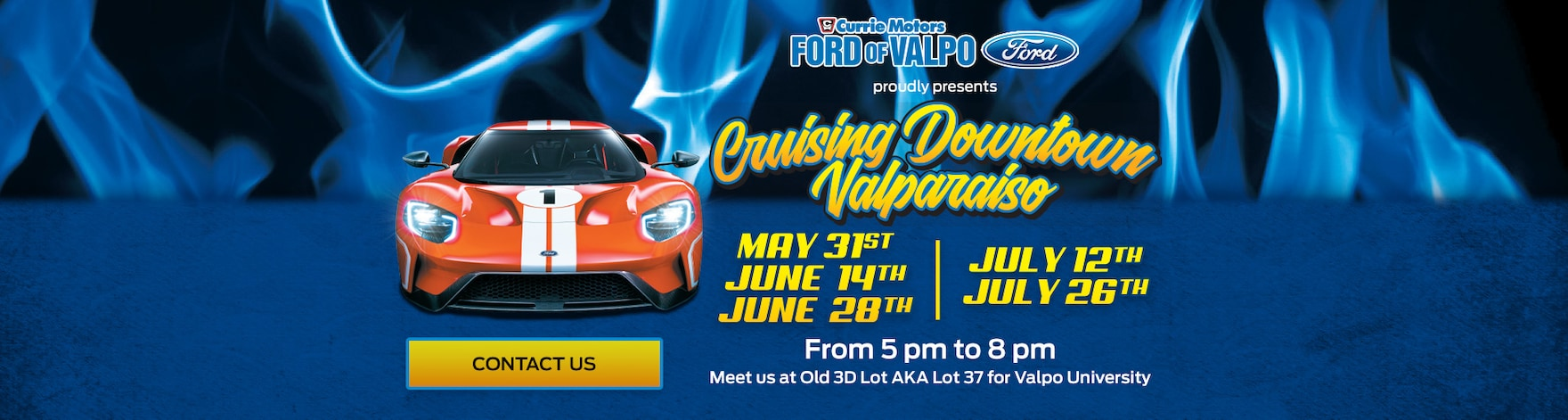 Currie Ford Valpo >> Ford of Valpo | New & Pre-Owned Ford Sales in Valparaiso, IN