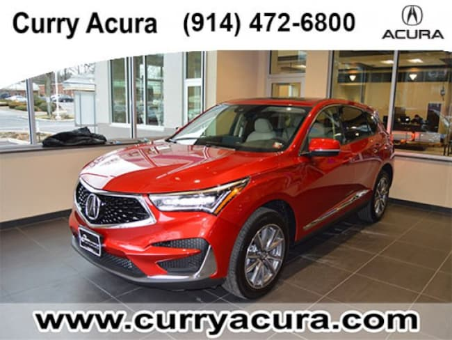 2019 Acura RDX w/Technology Pkg - Loaner Special SUV
