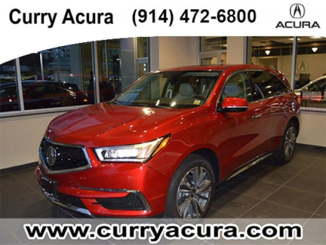 2019 Acura MDX w/Technology Pkg - Loaner Special SUV