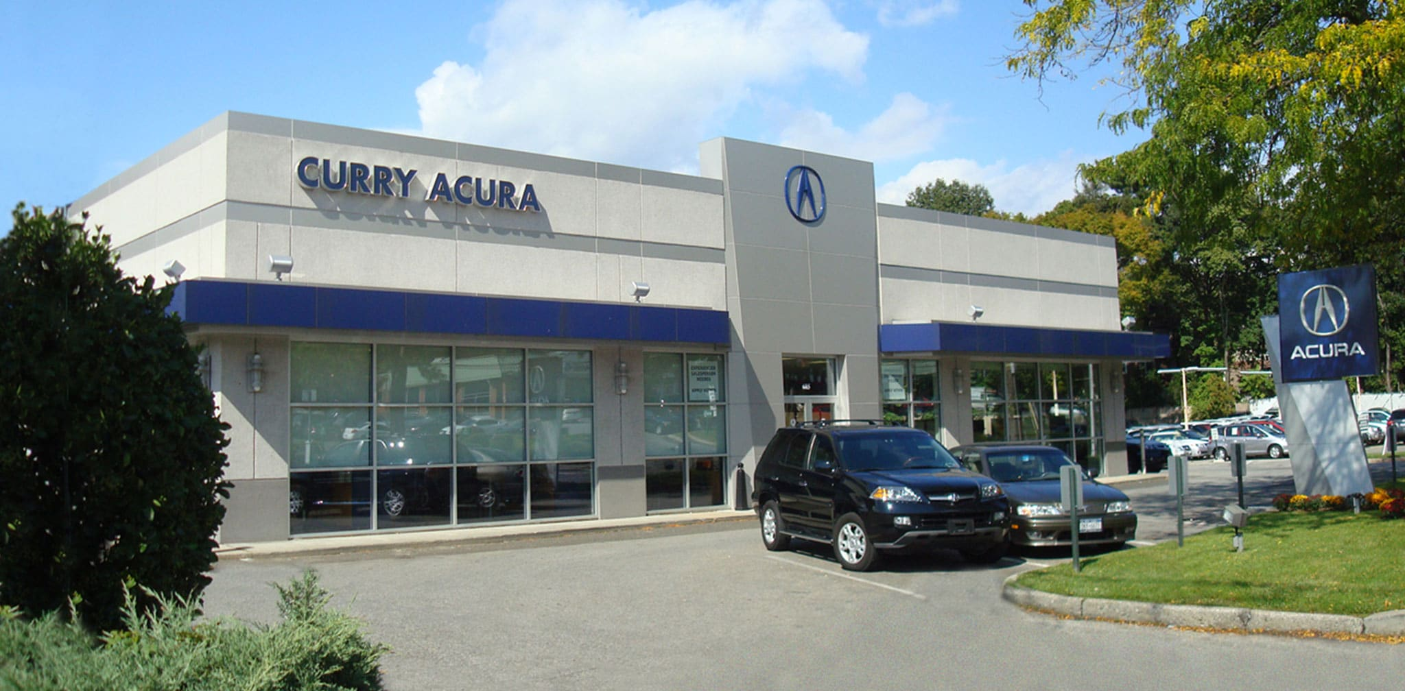 Curry Automotive New And Used Cars Visit Us Today - Park ave acura parts