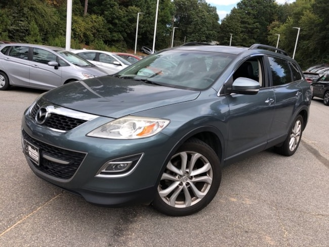 Used 2011 Mazda Mazda CX-9 FWD 4dr Grand Touring SUV 6 speed automatic For Sale in Chamblee, GA