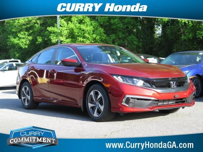 New 2019 Honda Civic LX Sedan For Sale in Atlanta