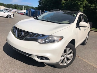 2012 Nissan Murano SL SUV continuously variable automatic