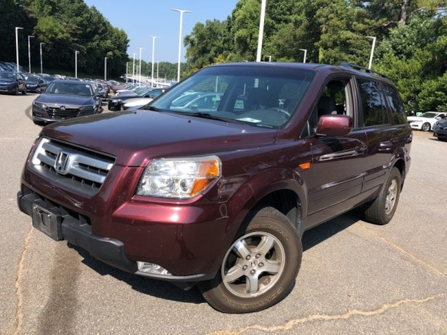 Used 2007 Honda Pilot 4WD 4dr EX SUV 5 speed automatic For Sale in Chamblee, GA