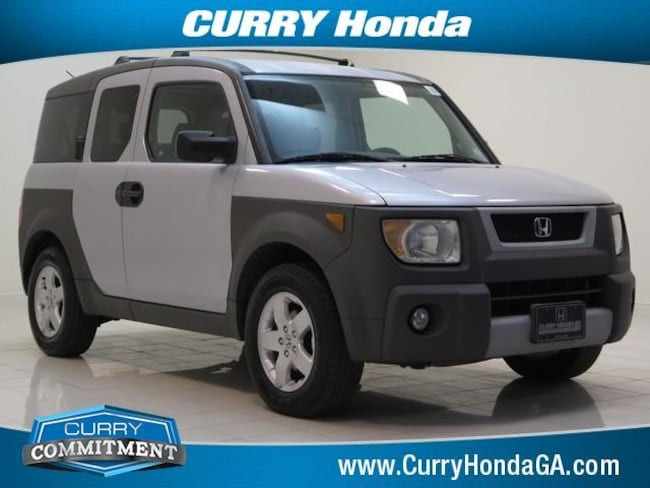 Used 2004 Honda Element EX SUV 4 speed automatic For Sale in Chamblee, GA
