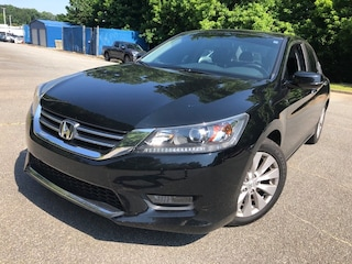 2015 Honda Accord 4dr I4 CVT EX-L Sedan Automatic