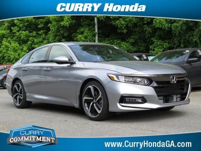 New 2019 Honda Accord Sport Sedan For Sale in Atlanta