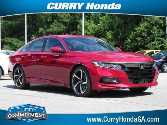 New 2019 Honda Accord Sport Sedan For Sale in Atlanta