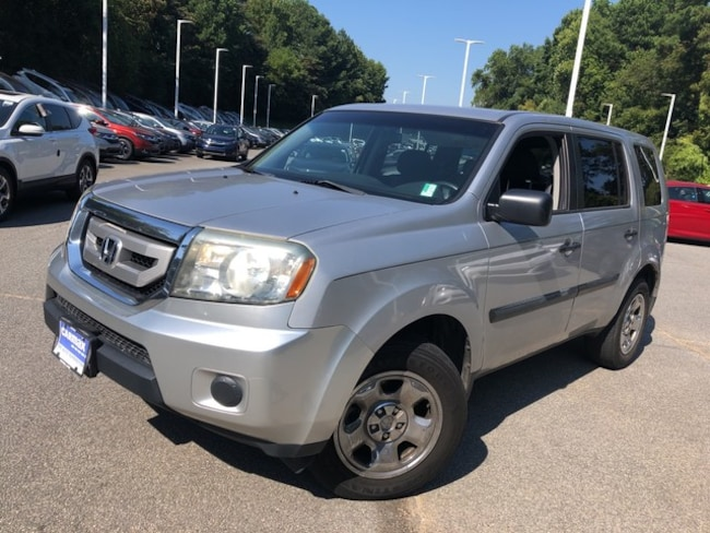 Used 2011 Honda Pilot 2WD 4dr LX SUV 5 speed automatic For Sale in Chamblee, GA