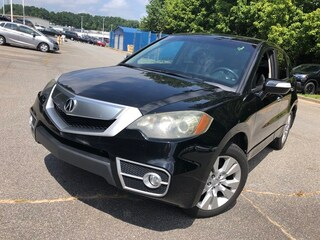 2011 Acura RDX FWD 4dr SUV 5 speed automatic