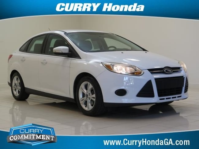 Used 2014 Ford Focus SE Sedan Automatic For Sale in Chamblee, GA