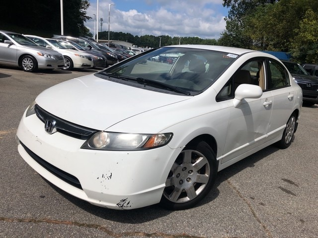 2007 Honda Civic For Sale >> Used 2007 Honda Civic 4dr At Lx Chamblee Ga Serving Atlanta Alpharetta Gwinnett Curry Honda Atlanta Vin 1hgfa16557l124551