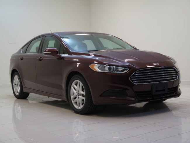 Used 2015 Ford Fusion SE Sedan Automatic For Sale in Chamblee, GA