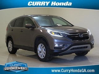2016 Honda CR-V EX SUV continuously variable automatic