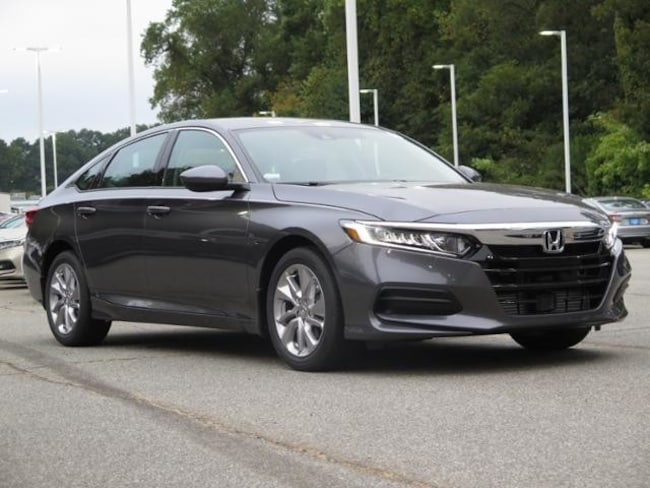New 2020 Honda Accord LX 1.5T Sedan For Sale in Atlanta