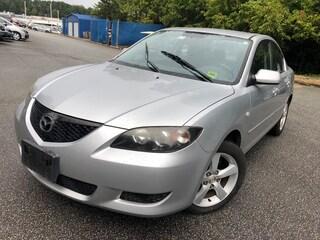 2005 Mazda Mazda3 4dr Sdn i Auto Sedan Automatic