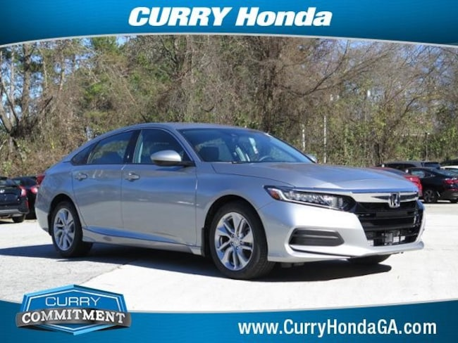 New 2019 Honda Accord LX Sedan For Sale in Atlanta