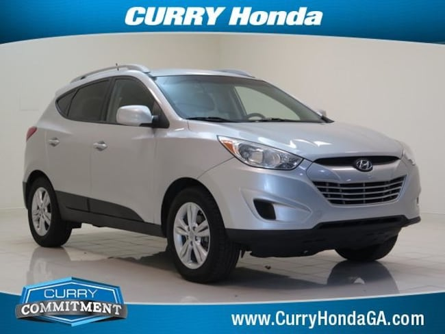 Used 2011 Hyundai Tucson FWD 4dr Auto GLS SUV 6 speed automatic For Sale in Chamblee, GA