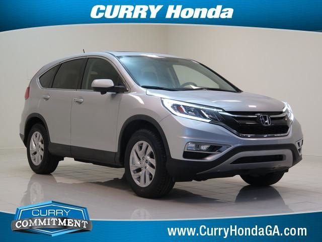 Certified 2016 Honda Cr V Suv From Curry Honda Atlanta Honda Dealer In Chamblee Ga Serving Atlanta Stock P3606
