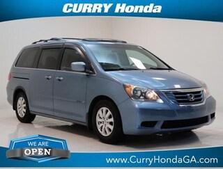 2008 Honda Odyssey 5dr EX-L w/RES Van 5 speed automatic