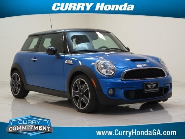 Used 2012 MINI Cooper S S Hardtop Manual For Sale in Chamblee, GA
