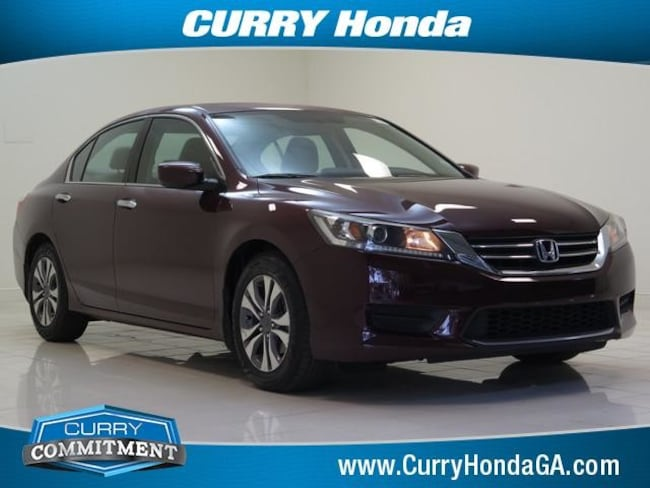 Used 2013 Honda Accord LX Sedan Automatic For Sale in Chamblee, GA