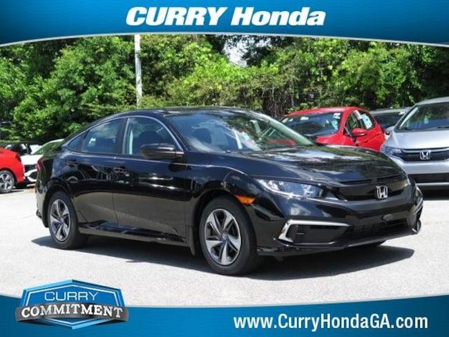 New 2019 Honda Civic LX Sedan For Sale in Atlanta