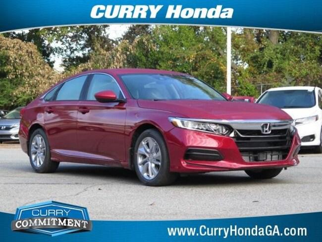 New 2020 Honda Accord LX 1.5T Sedan For Sale in Atlanta